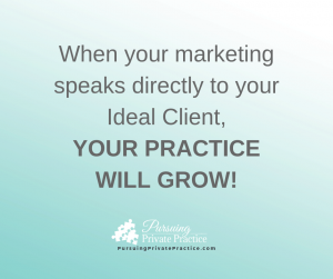 marketing grow private practice intuitive eating dietitian
