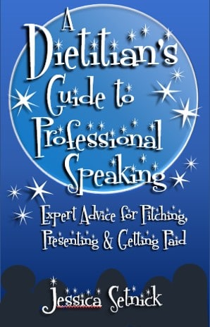 Dietitian Pursuing Private Practice Professional Speaking