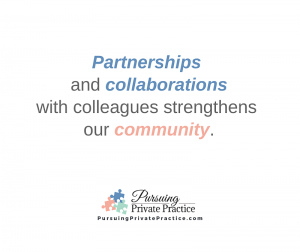 Jennifer McGurk-Partnerships and Collaborations with Colleagues