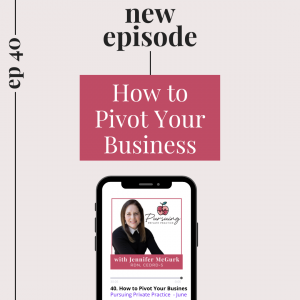 pivot business