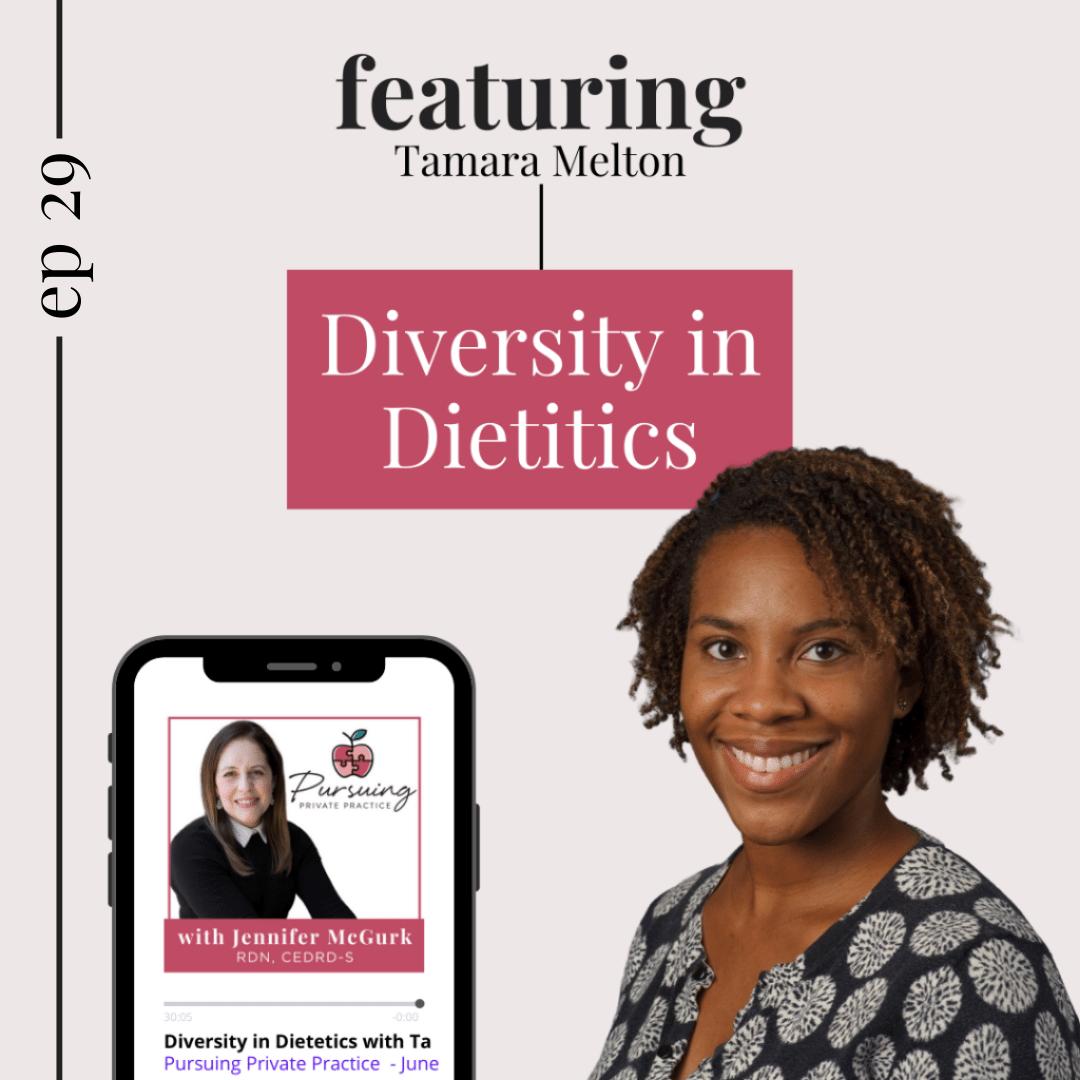 diversity in dietetics