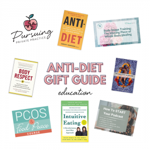 anti-diet gift guide